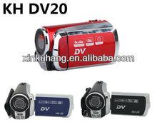 DV20 2.4 lcd KH professional video camera digital full hd