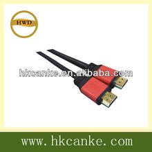 Factory sealed dual color mini vga to hdmi cable HWD-HDMI109