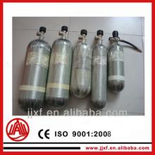 carbon fiber gas cylinder 2L 3L 6.8L 9L