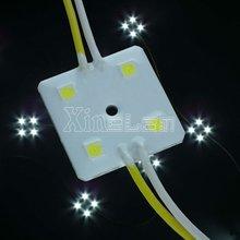 5050 waterproof 4leds led module backlit logo signs