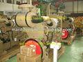 Kta19 cummins motor diesel marino desde 450-700hp, comercial para barco