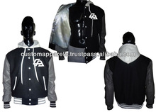 Sublimation Jacket with Efficient arrangement of samples and production, Customized artwork, Multiple fabric & color options
