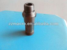 diamond glass tools factory supply 3mm threaded diamond drill bits for CNC glass machine