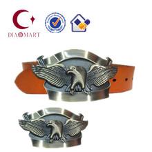 Metal designer belt buckles for men