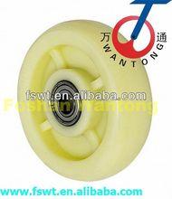 High Quality Nylon Industrial Rotating Furniture caster wheel for speaker