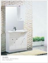 Simple bathroom furniture,bathroom vanity,PVC/MDF cabinets,high quality vanitary,
