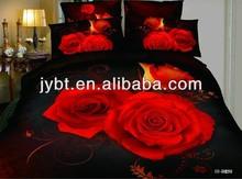 100% cotton 4pc bedclothes 100% Cotton floral Duvet/Comforter/Quilt Cover