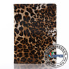 leopard style leather case for ipad air