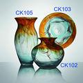 hecho a mano de color de vidrio artesanal