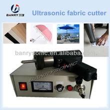 ultrasonic welding machine stain umbrella fabric