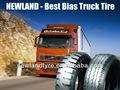 Newland fabricante de pneus do caminhão leve 750-16