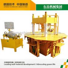 Dongyue Brand DY-150T Manual cement interlocking blocks machine