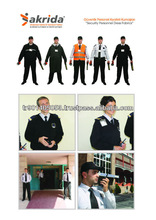 fabric for security personnel dress