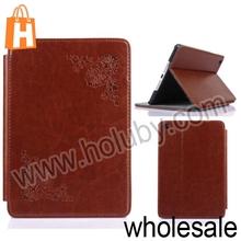 New Arrival Elegant Flip Folio Leather Case for iPad Mini Retina iPad Mini