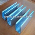 Best Sell !! Jiangsu Factory Welded High Tensile Stainless Steel U Channel