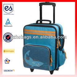 Latest Design Cute Safari Small Kids Trolley Bag
