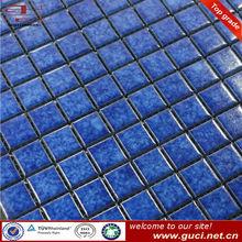 bright color glazed ceramic mosaic tile