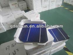 High efficiency solar cells 156x156 monocrystalline solar cells for sale