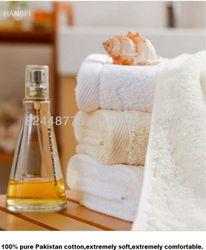 "LUXURY NEW White 30""X60"" 100% COTTON BATH TOWELS Hotel SPA SALON/GYM"