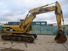 Caterpillar 320 BL LARGE RK BUCKET Crawler excavator (160590 DIESEL)