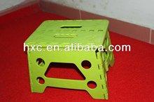 Hot Sale Folding Plastic Stool for Present