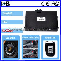Car Keyless Start, China Alarm, Push Engine Start Button