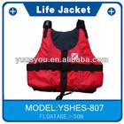 Kayak Life Jacket Foam for Custom