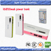 colorful gift power bank for iphone 4 4s 5 5s 5c with led light