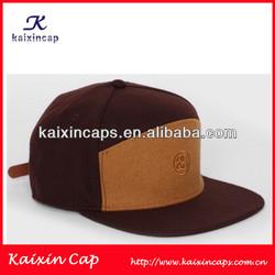 7 panels camp hat/cap OEM fashion design custom OEM