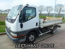 Mitsubishi Canter 35 Dump Truck (LHD 95157 DIESEL)
