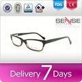 clásico marco óptico para lentes de los ojos gafas lenscrafters