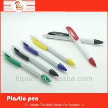 Cheap advertising plastic ball pen(VAL15-404)