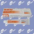 Composto cetoconazol creme, 1g: 10mg+0.25mg+5000u, tratamento do eczema, a infecção da pele creme