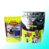 Wholesale stand up plastic animal plastic feed pouch From manufaturer