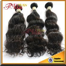 nice looking one donor 100% cheap brazilian virgin hair