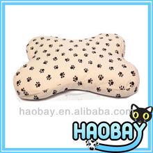 Bone Shaped Soft Decorative Pet Dog Beds Dog Cushion
