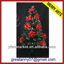 New fashion lighted ceramic christmas tree outdoor wire lighted christmas tree shop china