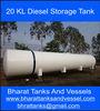20 Kl Diesel Storage Tank