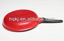 aluminum non-stick pans forged fry pan non-stick fry pan cast iron griddle press