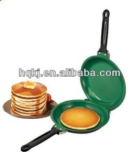 aluminum non-stick pans forged fry pan non-stick fry pan eco-friendly knife for home cooking