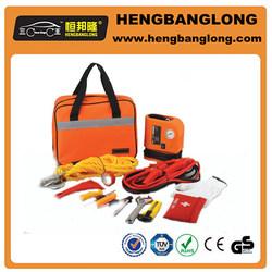 Emergency car kit emergency preparedness list