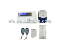 PSTN alarm system paradox with LCD display EB-834B