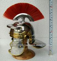 ROMAN CENTURIAN MINIATURE DECORATIVE ARMOR ARMOUR HELMET