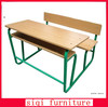 2012 factory cheap sale school furniture/education furniture/school desk and chair