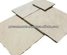 Kandla Grey tumbled sandstone paving