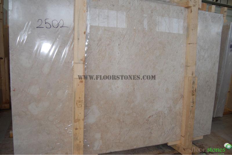 Crema Nova Polished Marble Slab