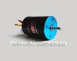 ST 3650 4 pole brushless rc in runner motor for electric boat rc twin motor
