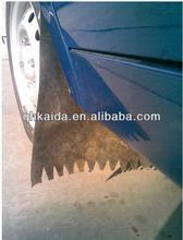 Universal proteção contra respingos Mud Flap para caminhões e reboques