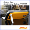 Factory backup battery for samsung i9500 high quality battery case