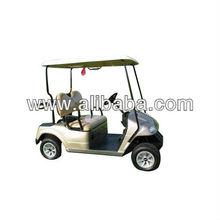 Solar Electric Golf Car